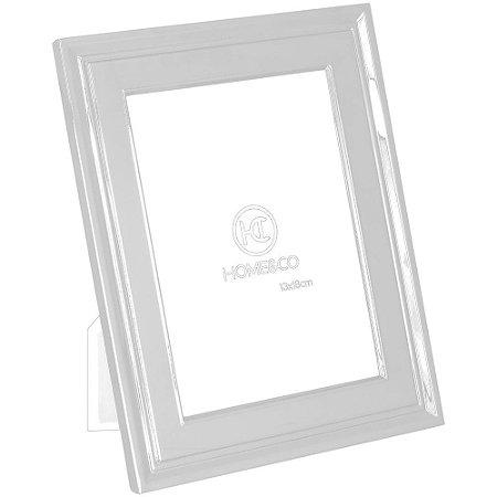 Porta Retrato Metal Prata Gde - GS