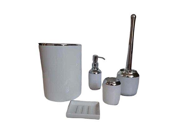 Kit Completo Para Banheiro - China Shopping