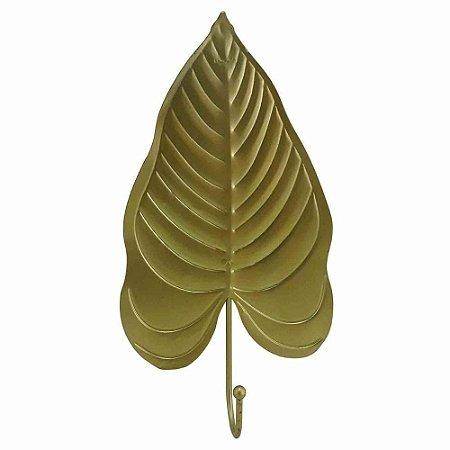 Cabideiro Folha Dourado - BTC