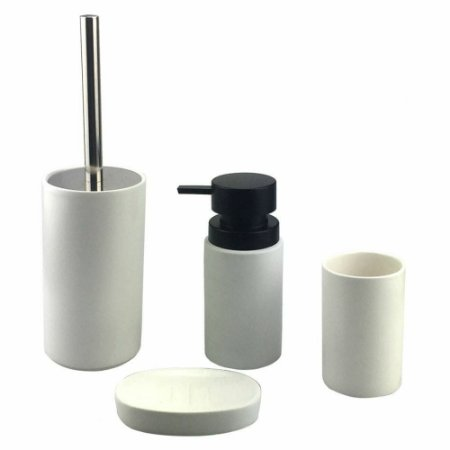 Kit Para Banheiro Porcelana - BTC