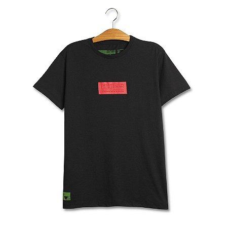 Camiseta Tape Preta