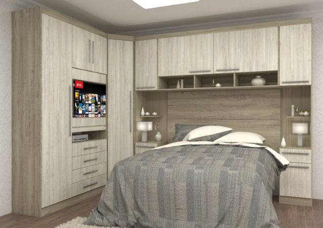 Dormitório Máster