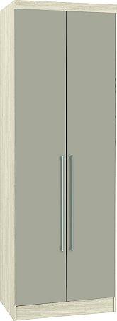 Módulo 2 Portas Requinte 6220M - Nudi / Gris