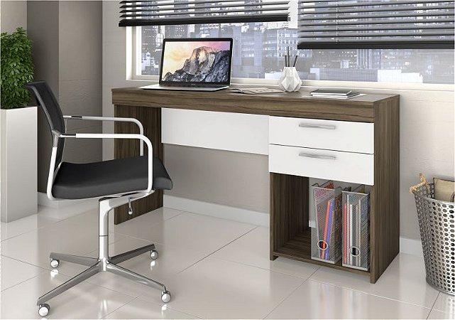 Mesa Office Nogal / Branco