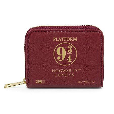 Carteira Plataforma 9 3/4 - Harry Potter
