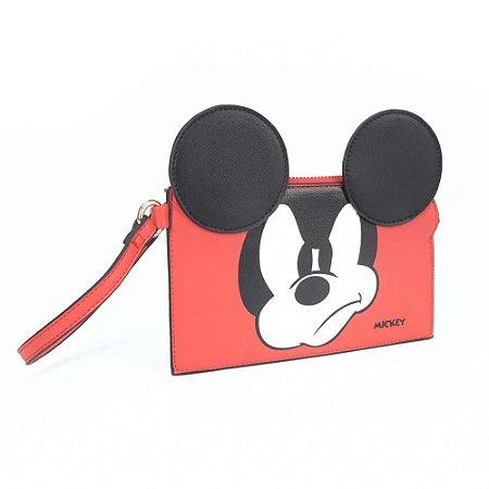 Necessaire com alça Angry - Mickey Disney