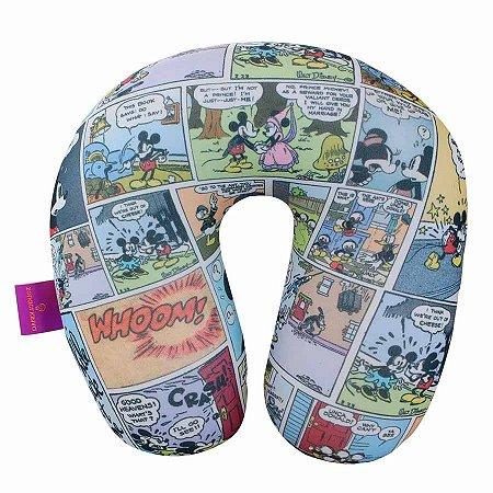 Almofada de pescoço HQ - Mickey Disney