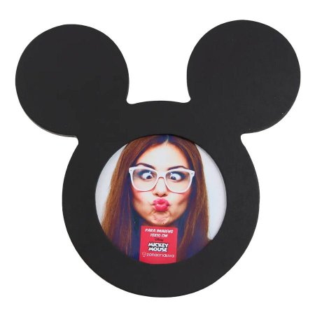Porta retrato shape - Mickey Disney
