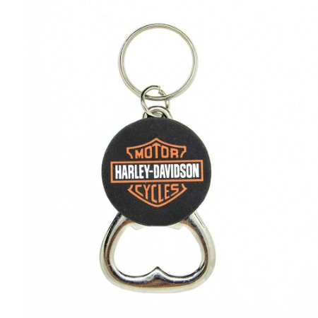 Chaveiro abridor - Harley-Davidson