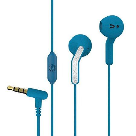 Fone de ouvido Color com microfone