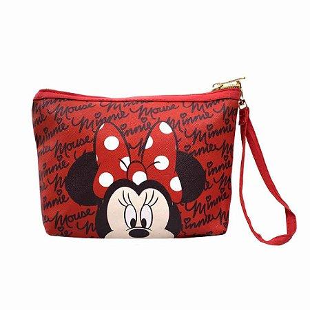 Necessaire vermelho - Minnie Disney
