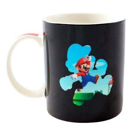 Caneca mágica - Super Mario