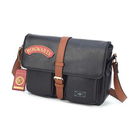 Bolsa carteiro Hogwarts - Harry Potter