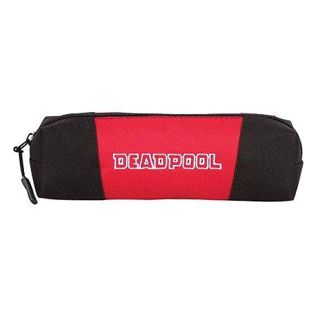 Estojo soft Deadpool - Marvel