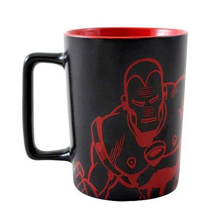 Caneca Homem de Ferro - Marvel