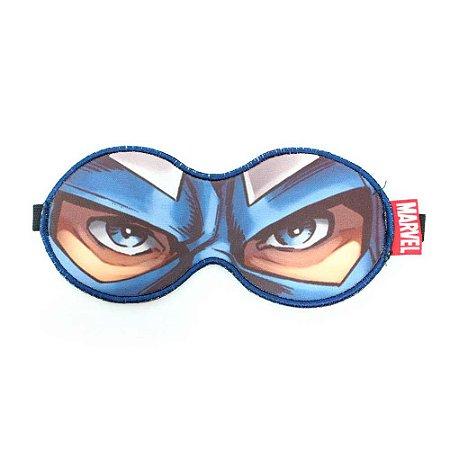 Máscara de dormir Capitão América - Marvel