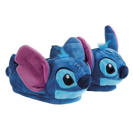Pantufa 3D - Stitch Disney