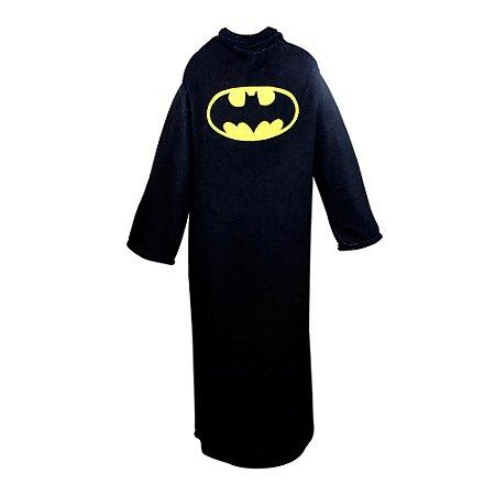 Cobertor com mangas Batman - DC