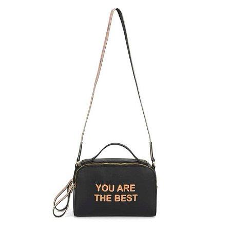 Bolsa transversal You are the best