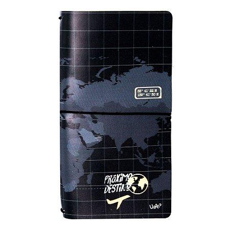 Caderno courino - Próximo destino