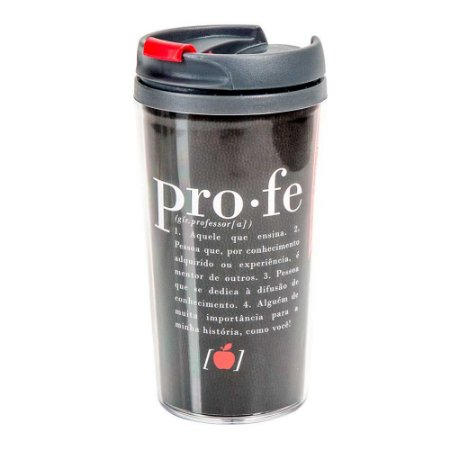 Copo térmico pop - Professor