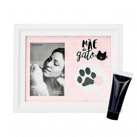 Porta Retrato Patinha - Mãe de Gato