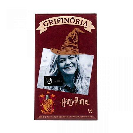 Porta retrato cartão Grifinoria - Harry Potter
