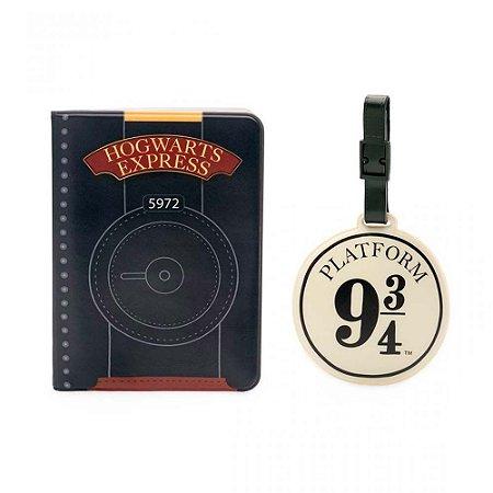 Kit viagem Hogwarts express - Harry Potter