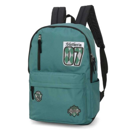 Mochila college Sonserina - Harry Potter