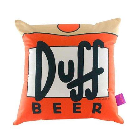 Almofada Duff Beer - Os Simpsons