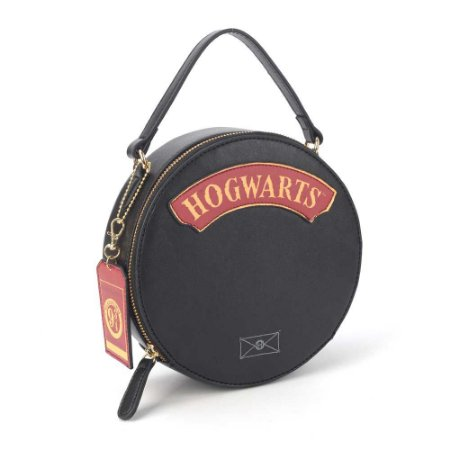 Bolsa redonda Hogwarts - Harry Potter