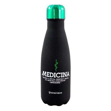 Garrafa cantil emborrachada - Medicina