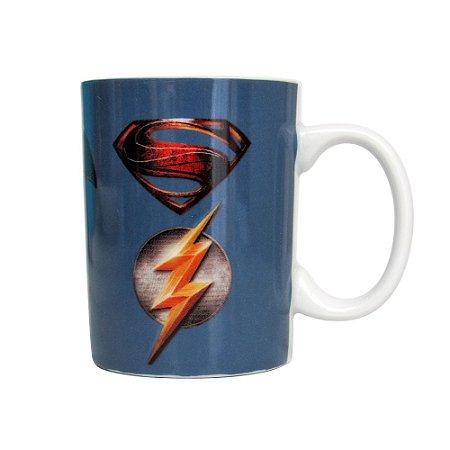 Mini Caneca Liga da Justiça - DC