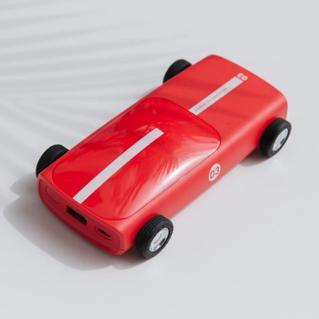 Carregador portátil USB Muscle Car