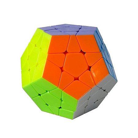 Cubo Magico Pro Megaminx Jiehui Magic Cube