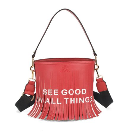 Bolsa de ombro see good in all things
