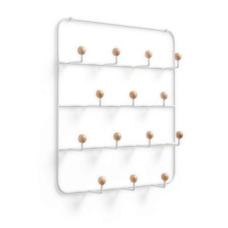 Porta acessórios branco estique - Umbra Design