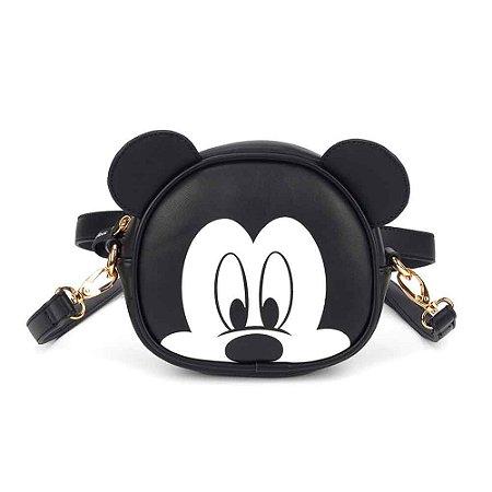 Bolsa transversal pochete rosto - Mickey