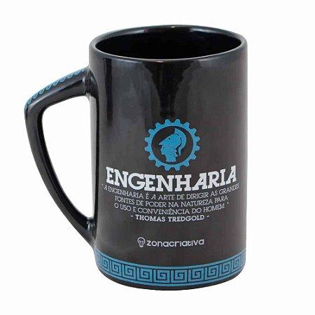 Caneca Engenharia - Profissões