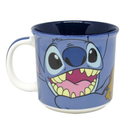 Caneca Tom Stitch - 350ml