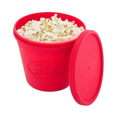 Pipoqueira de silicone Pop corn