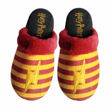 Pantufa chinelo raio - Harry Potter