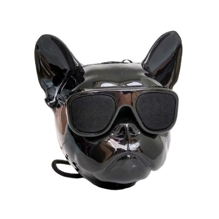 Speaker mini Bulldog óculos