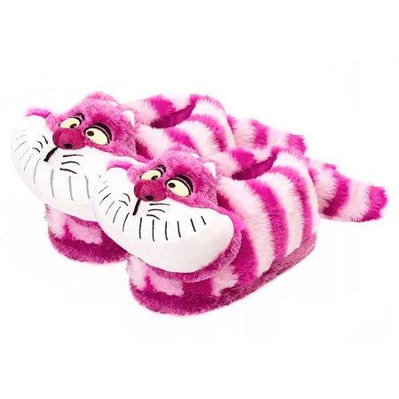Pantufa 3D - Gato Risonho