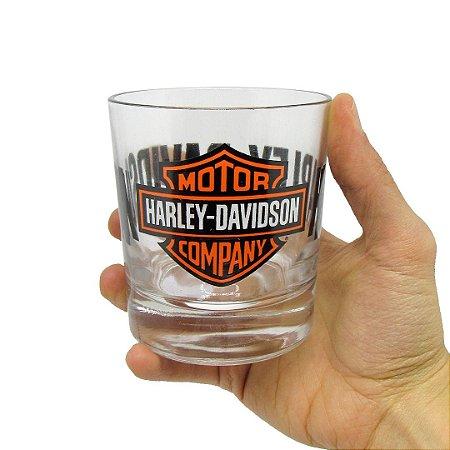 Copo whisky 310ml - Harley Davidson