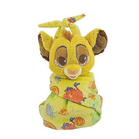 Pelucia Simba Baby - Disney
