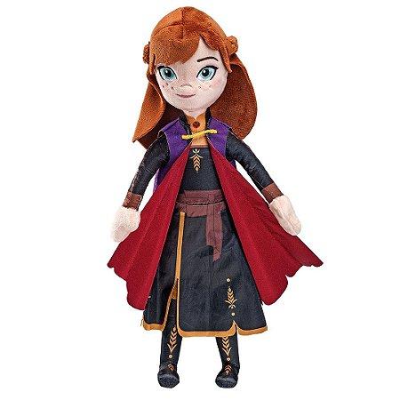 Pelúcia Anna Frozen 2 - Disney