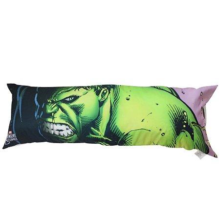 Mega fronha Hulk 130x45cm - Marvel