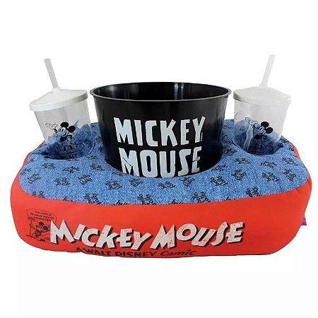Almofada de pipoca - Mickey Mouse
