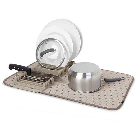 Esteira de secagem de louça Udry - Umbra Design